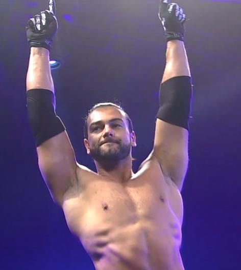 NXT 091814 Justin Gabriel