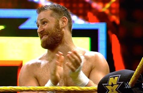 NXT 091814 Sami Zayn 2