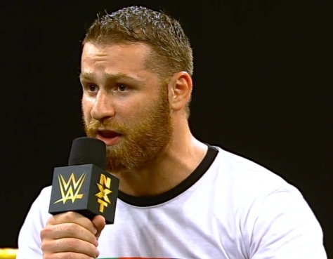 NXT 091814 Sami Zayn