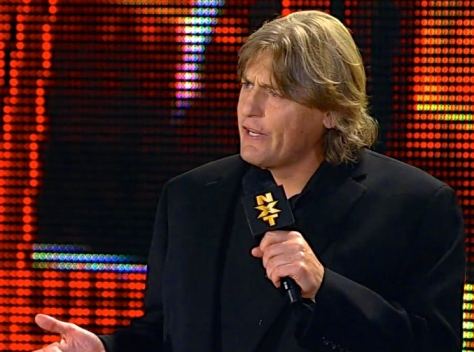NXT 091814 William Regal