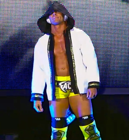 On Sept. 11, 2014, Tyson Kidd was the top heel on WWE's best in-ring show. Fact.