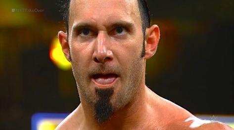NXT Takeover 2 Viktor 3