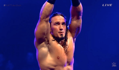 NXT Takeover2 Adrian Neville