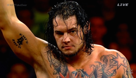 NXT Takeover2 Baron Corbin 2