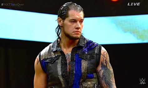NXT Takeover2 Baron Corbin