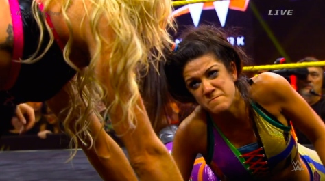 NXT Takeover2 Bayley 3