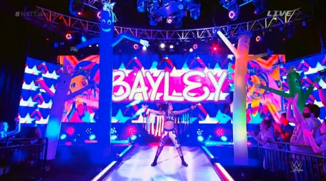 NXT Takeover2 Bayley