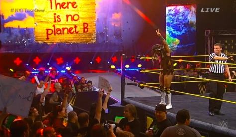 NXT Takeover2 CJ Parker