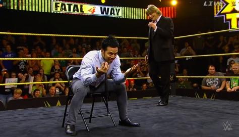 NXT Takeover2 Hideo Itami KENTA 5