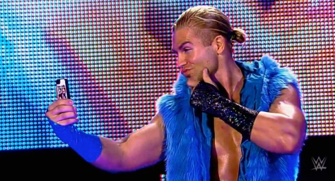 NXT Takeover2 Tyler Breeze 2