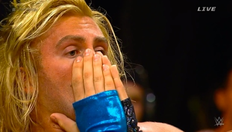 NXT Takeover2 Tyler Breeze 5