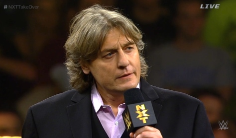 NXT Takeover2 William Regal