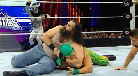 Superstars 091814 Luke Harper El Torito
