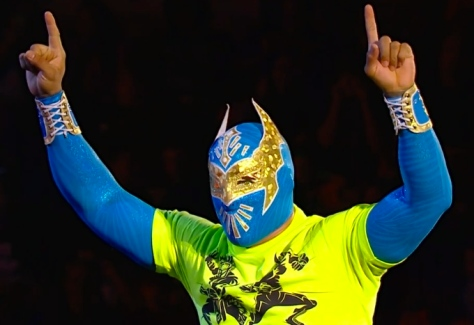 Superstars 091814 Sin Cara