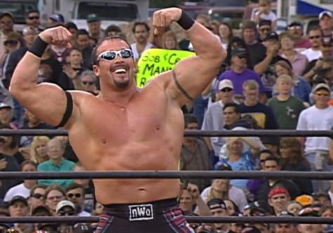WCW Road Wild 1997 Buff Bagwell