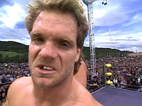 WCW Road Wild 1997 Chris Benoit