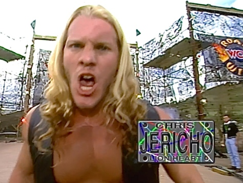 WCW Road Wild 1997 Chris Jericho