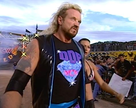 WCW Road Wild 1997 DDP