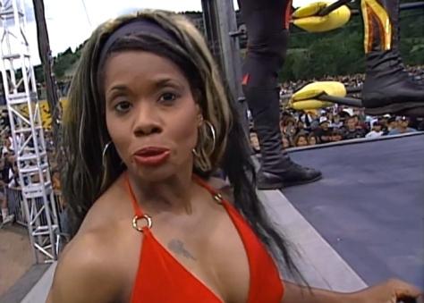 WCW Road Wild 1997 Jacqueline