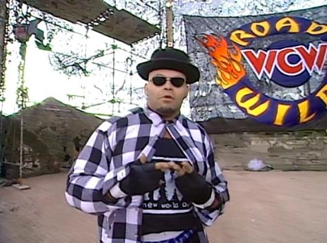 WCW Road Wild 1997 Konnan
