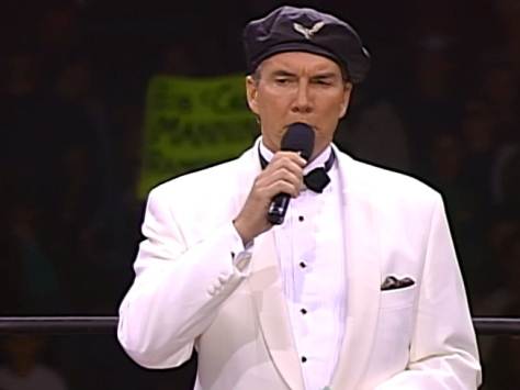 WCW Road Wild 1997 Michael Buffer